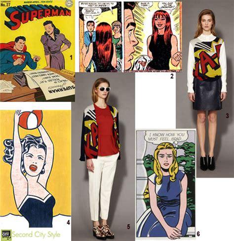 Haute Historian Drama Second City Style Fashion by Haute Historian A Page From The Fashion Comic Book