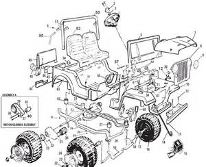 18 volt power wheels diagram get free image about wiring diagram