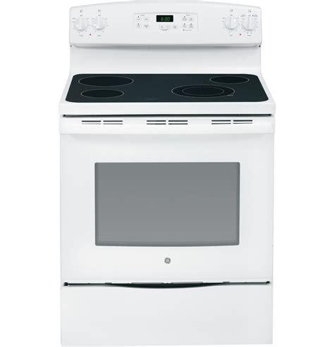 Cooktop Electric Range ge 174 30 quot free standing electric range jbs60dfww ge appliances