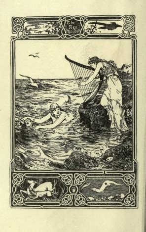 the largesse of the sea maiden stories books celtic tales fairytalez