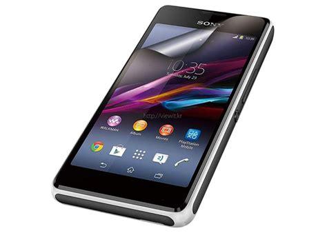 Hp Sony Android Xperia E1 스마트폰 소니 엑스페리아 e1 ii xperia e1 ii it를 보다 뷰아이티 view it