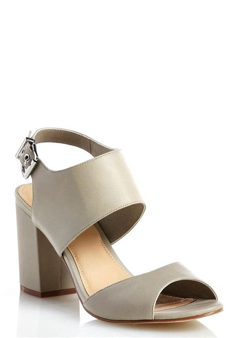 sandal heels for wide wide width hooded slingback heeled sandals heels cato