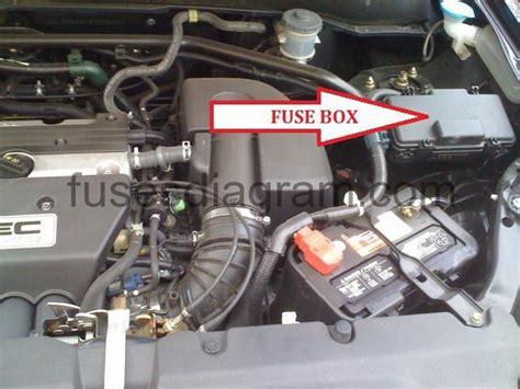 2005 honda cr v condenser fan 2008 honda odyssey under hood fuse box relays 45 wiring