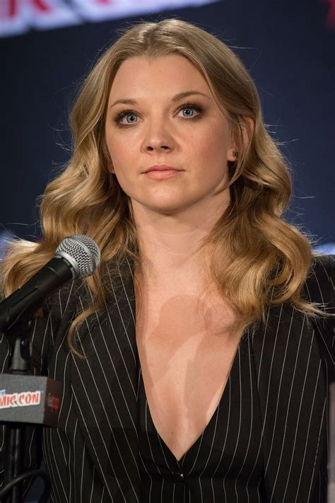 dormer natalie natalie dormer at of thrones panel at comic con in