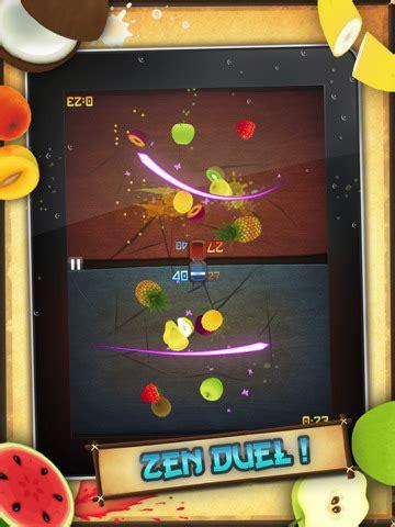 haircut games for ipad fruit ninja hd makes the cut review of fruit ninja hd