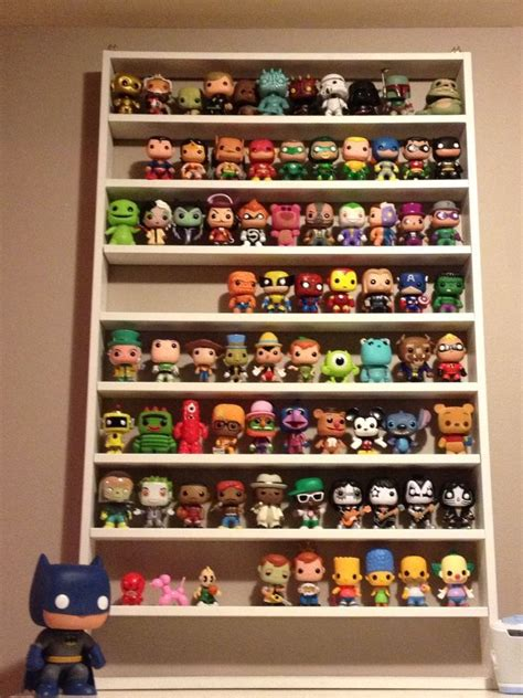 figure storage ideas 5 quot between shelves maybe for smaller collectibles or