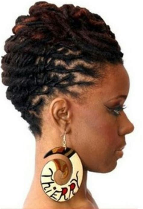 Loc Updo Hairstyles by 301 Moved Permanently