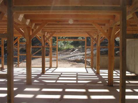 scheune innenausbau pole barn interior design homes barns wiedie barn timber
