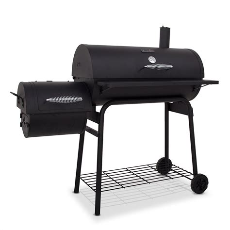 Backyard Smoker Grill by Char Broil American Gourmet 400 Series Offset Smoker