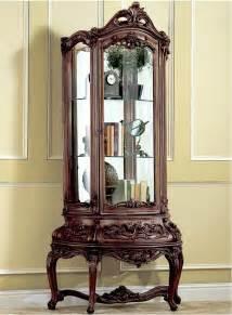 Curio China Cabinet Victorian Furniture Company Llc Curios