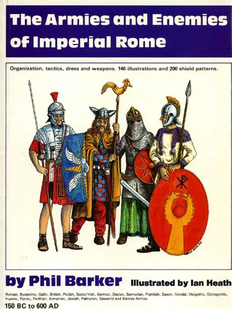 the pattern language and its enemies armies and enemies of imperial rome