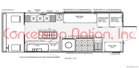 concession trailer wiring diagram 33 wiring diagram