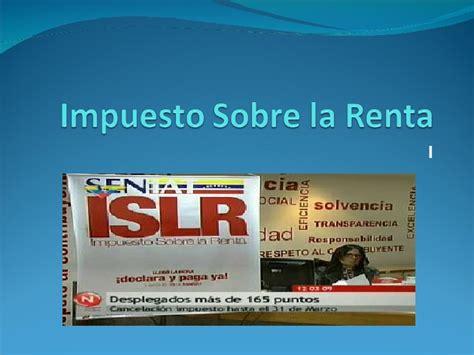 ley de impuesto sobre la renta isrl slideshare share the knownledge ley de impuesto sobre la renta isrl slideshare