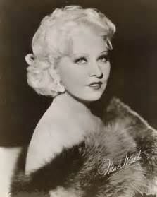 hair style names1920 mae west 1893 1980