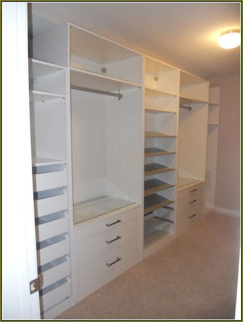 ikea closet solutions best 25 ikea closet storage ideas on pinterest small