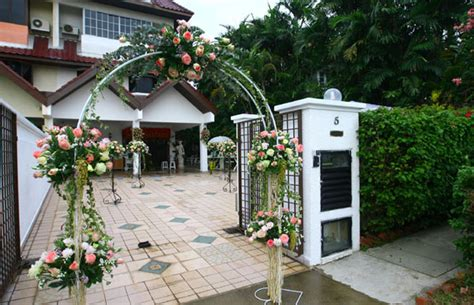 wedding decorations at home how to plan the home wedding weddingelation