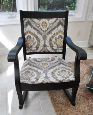 Reupholster Company Aqua Chair Redo Tutorial How To Reupholster A Tufted Chair