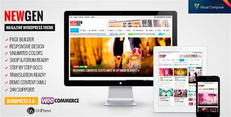 newspaper theme crack newgen responsive news magazine wordpress theme by