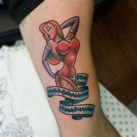 jessica rabbit tattoo 175 best tales and tattoos ideas images on