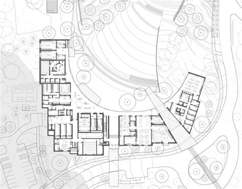 Kennedy Center Floor Plan by Kennedy Center For Theatre And The Studio Arts Machado