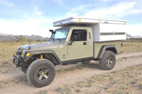Jeep Rv Conversion Fwc In Jeep Brute Conversion Airstream Inspiration