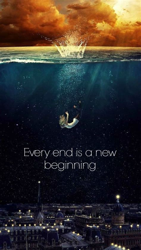 wallpaper new year tumblr every end has a new beginning tap to see new beginning