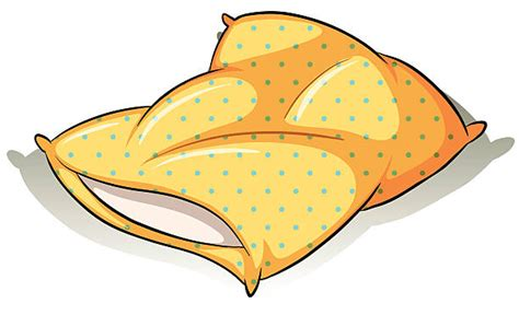 Pillow Clipart by Pillow Clip Vector Images Illustrations Istock