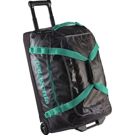 Swimwear Of The Day Asoscoms Jg4b Inspired Rolling Rainbow Bandeau by Patagonia Black 70l Wheeled Duffel Backcountry