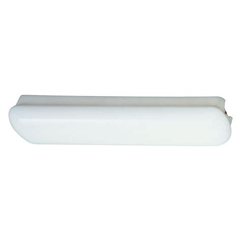 fluorescent bathroom fixtures thomas lighting indoor fluorescent 2 light white bath