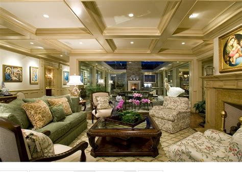 15 traditional mantel designs home design lover 15 beautiful traditional coffered ceiling living rooms