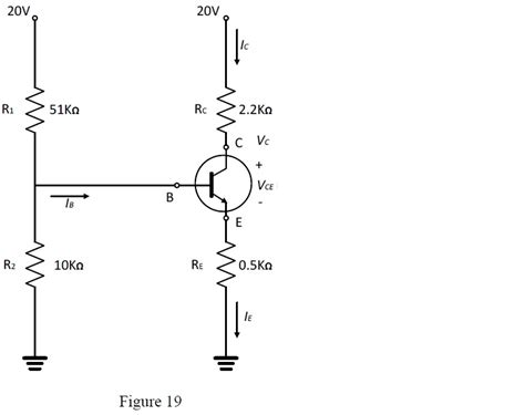 transistor equivalent finder for the transistor network in figure19 a find th chegg