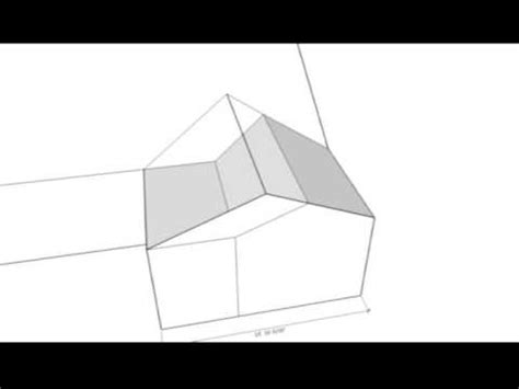 Addition House Plans by How To Extend Side Gable Roof Room Addition Design Youtube