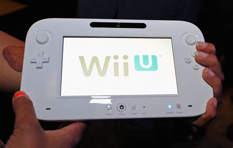 new nintendo wii console nintendo faces challenges for new console aimed at