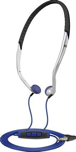 Earphone Sennheiser Sports Earbud By Adidas sennheiser adidas headband sports headphones px 685i