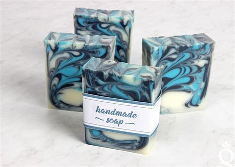 Handmade Soap Kit - swirl handmade soap kit tutorial soap