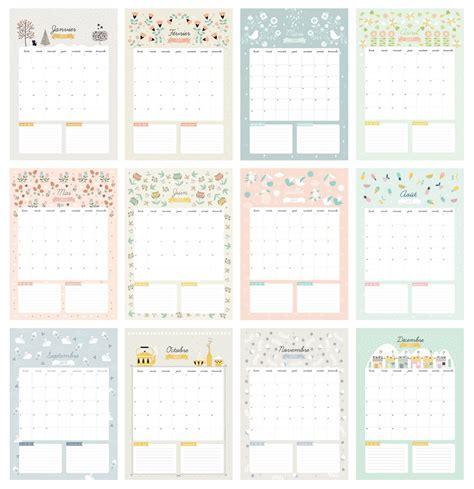 Calendrier Shopping Kalender Shopping Voor 2016 Happymakersblog
