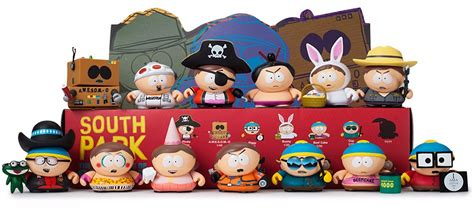 Promo Figure Animal Medium 01 new from kidrobot the many faces of cartman blind box