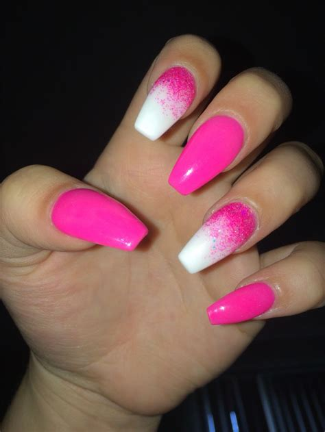 best 25 pink ombre nails ideas on nail ideas