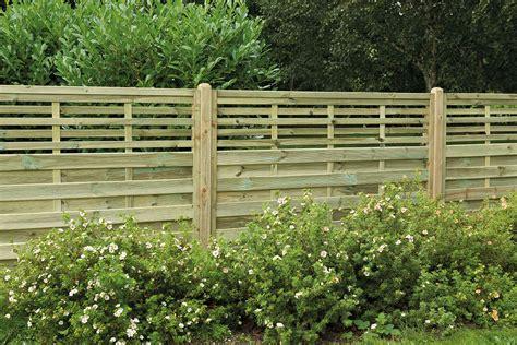 pressure treated decorative kyoto fence panel