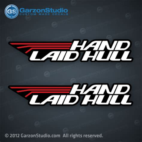 stratos boat trailer decals stratos hand laid hull decal garzonstudio