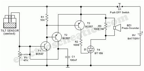 aqua alarm circuit