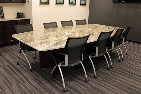 Quartz Conference Table Kitchen Countertops Center Of New Solid Surface Vanity Tops Bathroom Vanities In Ri
