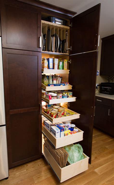 kitchen oak kitchen pantry freestanding pantry small