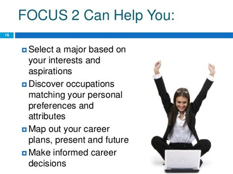 Career Is Equipment Leasing What Focus On Mba by Focus 2 Career Major Education Planning System