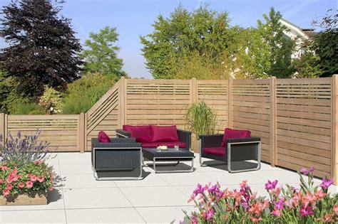 bestes holz für terrasse sichtschutz zaun dekor