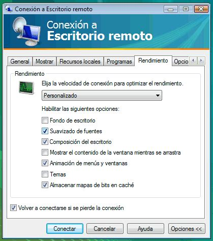 programa escritorio remoto gratis descargar escritorio remoto para windows vista