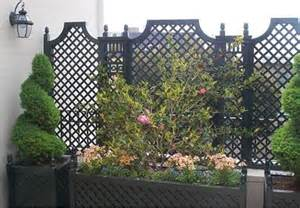 Trellis Screen Outdoor Wood Privacy Trellis Home Fencing And Gates