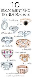 wedding ring trends 10 gorgeous engagement ring trends for 2016