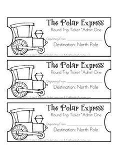 Polar express ticket template polar express golden ticket template magnificent polar express ticket printable template sketch maxwellsz