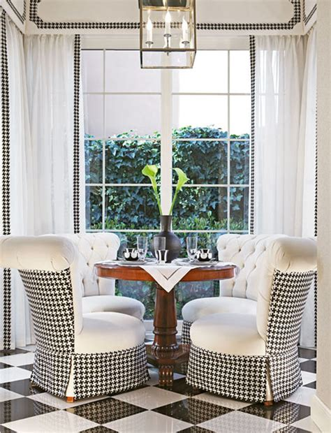 Houndstooth Home Decor by Houndstooth Home Decor Places In The Home